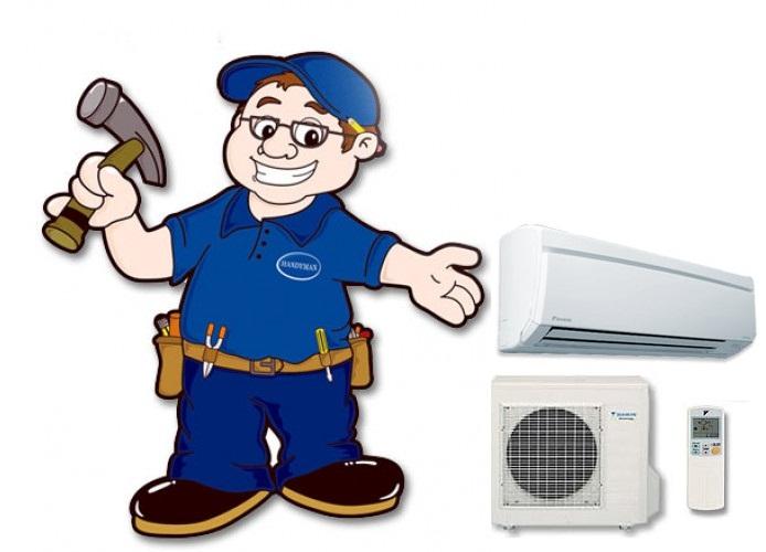 Dịch vụ sửa chữa bảo trì điện lạnh tại nhà